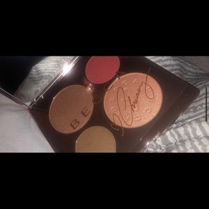 Authentic Becca Crissy Teigan palette